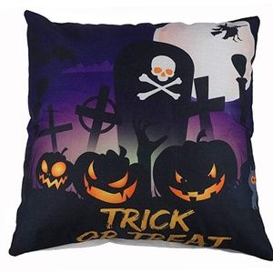 Other - 2/$30 - Trick or Treat Pillow - 18 × 18